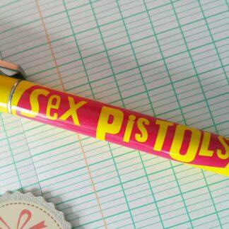 Stylo à encre gel - Sex Pistols