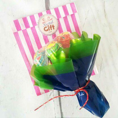 Chupa Chups -Mini Bouquet de 6 sucettes