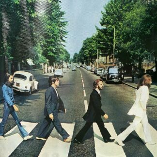 Tote Bag-The Beatles Abbey Road Silhouette