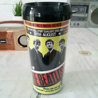 Mug de transport  jaune - The Beatles
