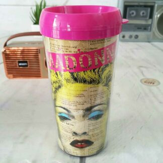 Mug de transport Madonna - Rose