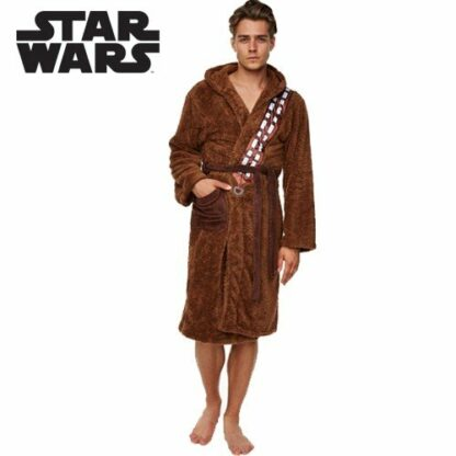Star Wars Peignoir avec capuche - Chewbacca