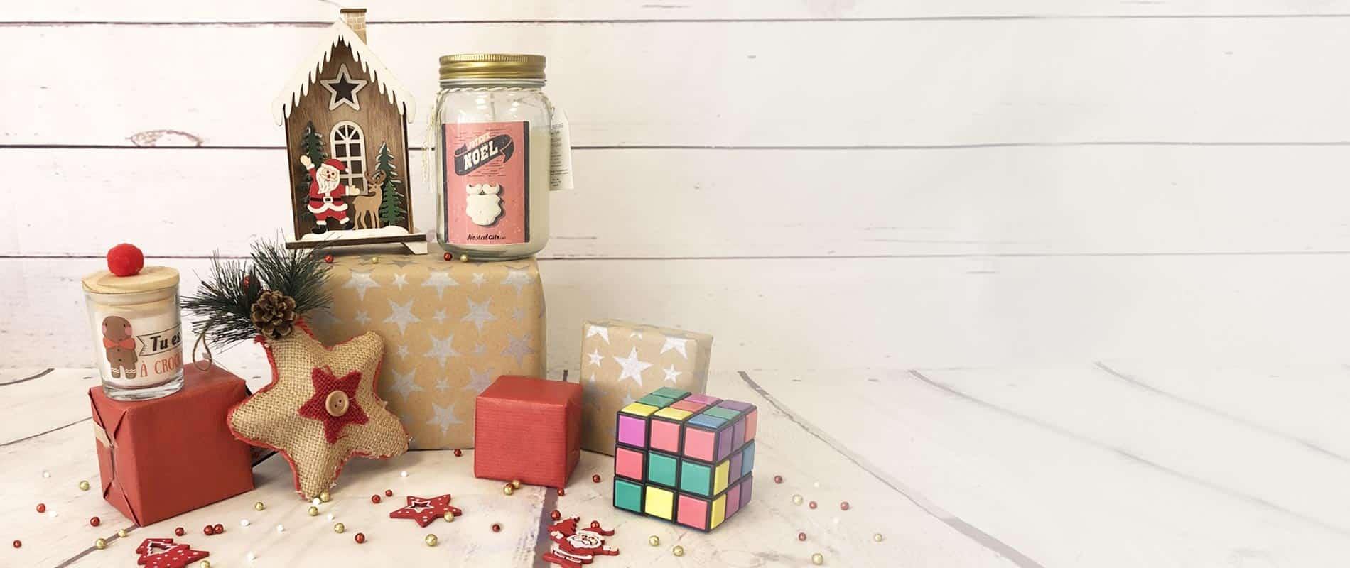 Cadeaux Secret Santa noel