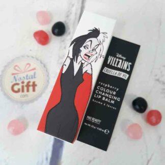 Baume à lèvres changeant de couleur - Cruella (Disney)