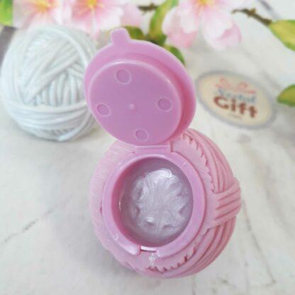 Duo de baume à lèvres boule de laine - Les Aristochats (Disney)