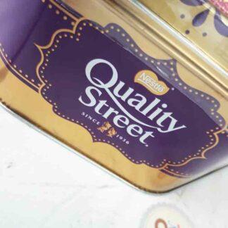 Boîte de chocolats Nestlé Quality Street festival de 1kg