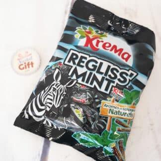 Krema Regliss'mint - Sachet de 150 g de bonbon