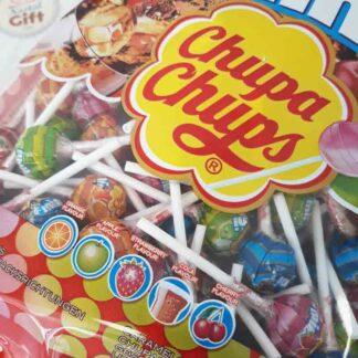 Chupa Chups - Sachet de 100 mini sucettes - 600 grammes