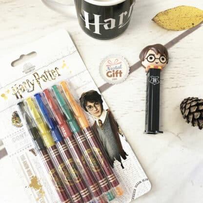"""Coffret Cadeau collector «Harry Potter"""""""