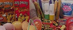 Bonbons par types
