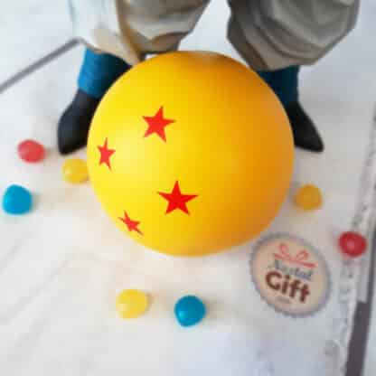 Dragon ball -Balle anti-stress