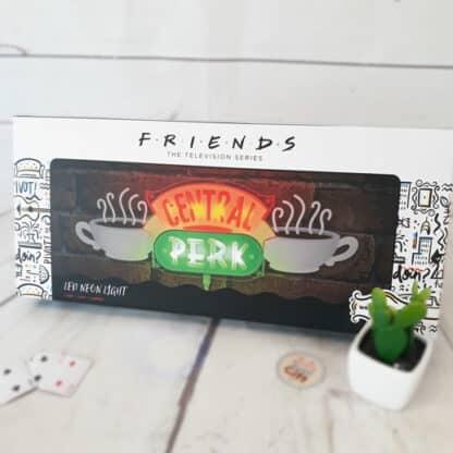 Friends - Panneau lumineux néon Central Perk