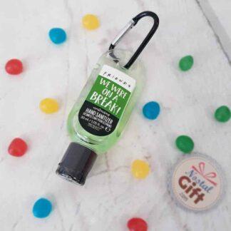 Gel désinfectant hydratant pour les mains -Friends parfum pamplemousse