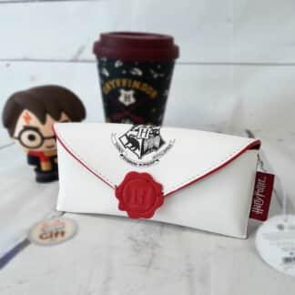 Etui à lunette Harry Potter- Lettre Poudlard