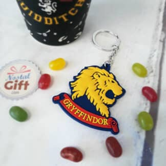 Harry Potter - Porte clé Lion Gryffondor