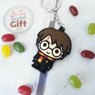 Porte clé Harry Potter personnage