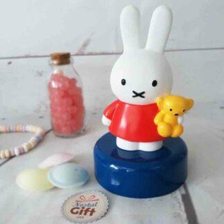 Veilleuse Miffy colorée pour enfant