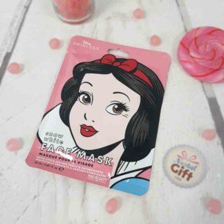Masque de beauté en tissu pour le visage - Blanche Neige (Disney)