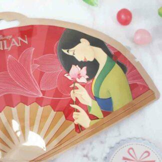 Masque de beauté en tissu pour le visage - Mulan (Disney)