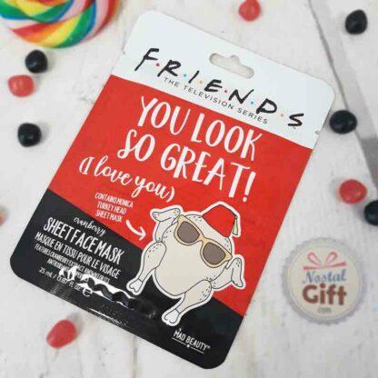 Masque de beauté en tissu pour le visage - Friends