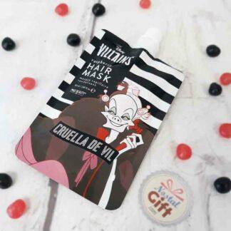 Masque capillaire revitalisant à la framboise- Cruella (Disney)