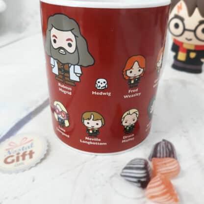 Mug Harry Potter - Personnages