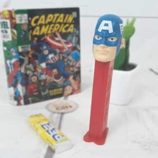 Pez Marvel - Captain America