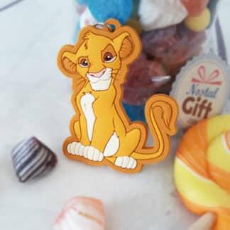 Porte clé Le Roi Lion - Simba