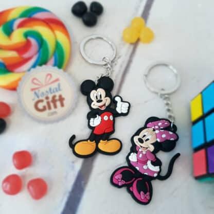 Porte clés Disney - Minnie