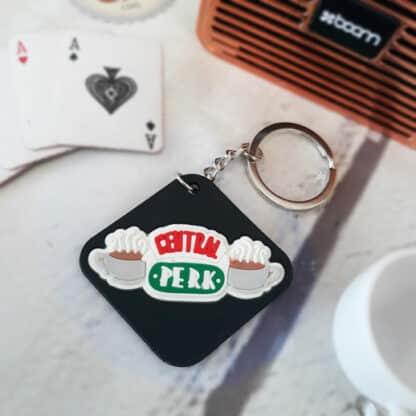Porte-clé Friends - Panneau Central Perk