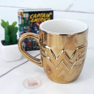 Mug Wonder Woman 1984 Doré