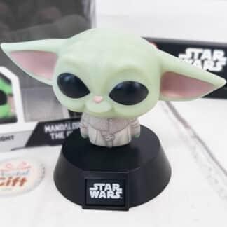 Lampe veilleuse Star wars - Maitre Yoda the child