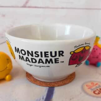 Bol Monsieur Madame