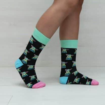 Coffret cadeau -  3 paires de chaussettes en coton The Mandalorian - The Child