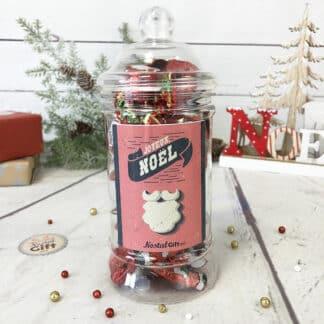 Bonbonnière de Noel - Chocolat