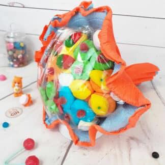Grand bouquet de bonbons - Orange (310 g)