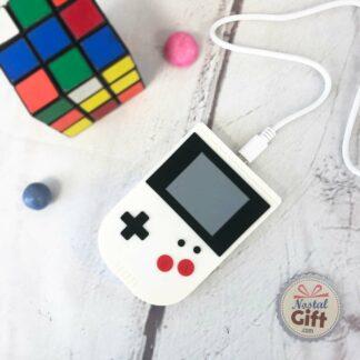 Chargeur sans fil - Mini console portable rétro