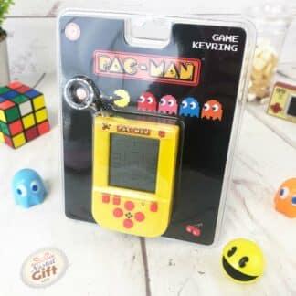 Porte clés console de jeu Pac Man