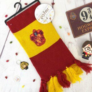 Harry Potter - Bonnet pour enfant à Pompon Gryffondor