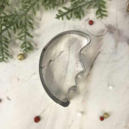 Emporte-pièces de noël - Lune
