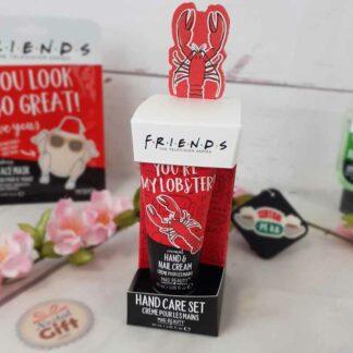Kit crème pour mains avec lime à ongle homard - Friends