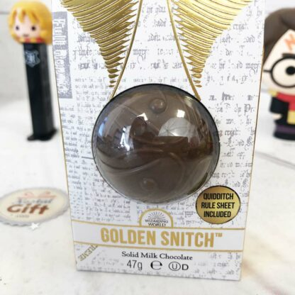 Vif d'or en chocolat - Harry Potter