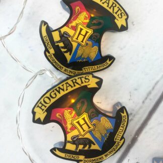 Harry Potter - Guirlande lumineuse Hogwarts 2D