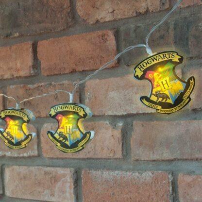 Harry Potter - Guirlande lumineuse Hogwarts 2D - Poudlard