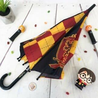 Harry Potter - Parapluie Gryffondor 07 quidditch