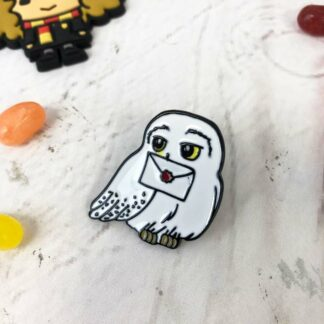 Pin's Hedwige - Harry Potter