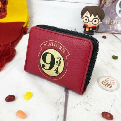 Harry Potter - Portefeuille /porte-cartes similicuir Platform 9 3/4