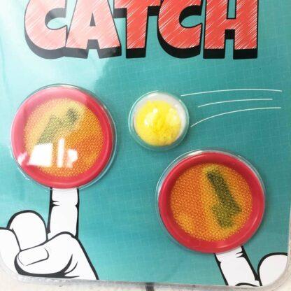 Jeu raquette de doigt à scratch
