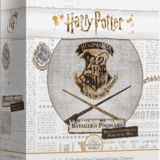 Harry Potter - Jeu de société - DÉFENSE CONTRE LES FORCES DU MAL