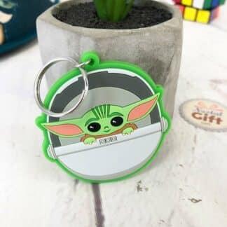 Star Wars - Porte clés the Mandalorian bébé Yoda